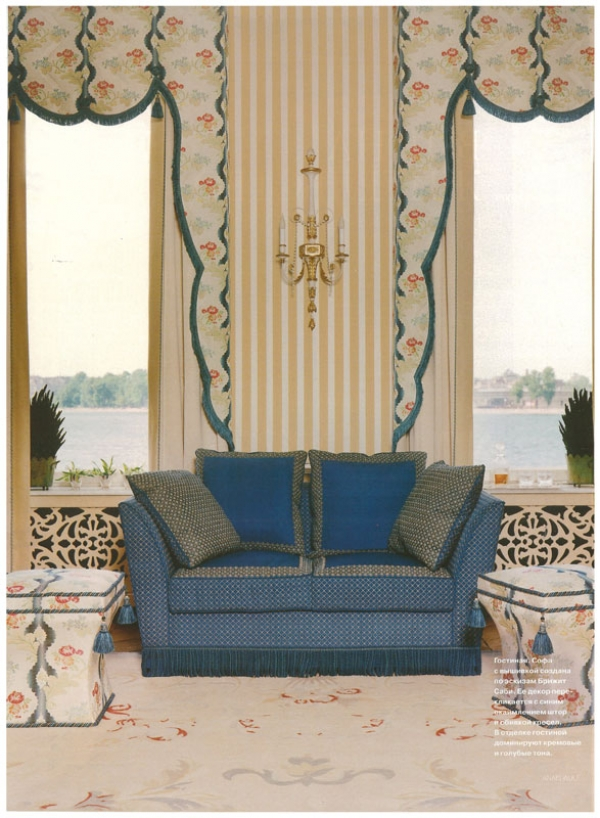 2002 - Architectural Digest Russia